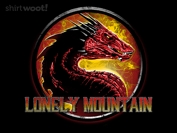 Woot!: Lonely Mountain