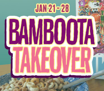 TeeFury: Bamboota Takeover Collection
