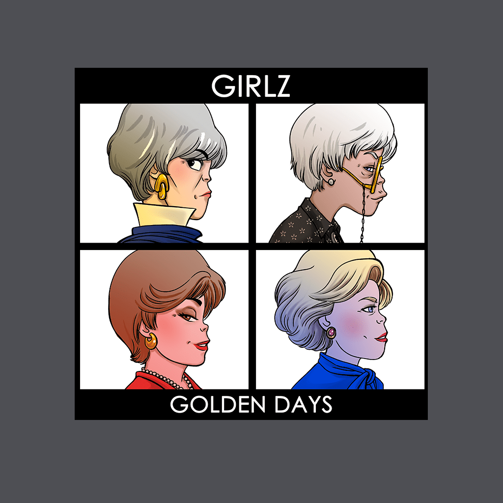 Pop Vulture: Golden Days