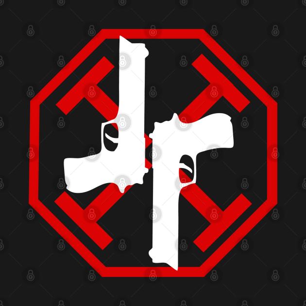 TeePublic: Grammaton Cleric Gun Kata