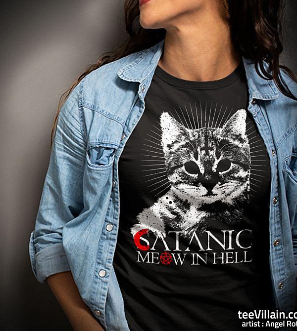 teeVillain: Catanic