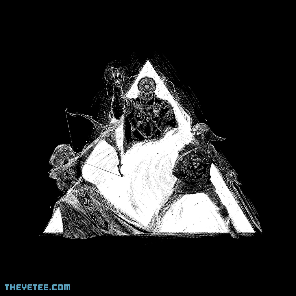 The Yetee: The Trinity