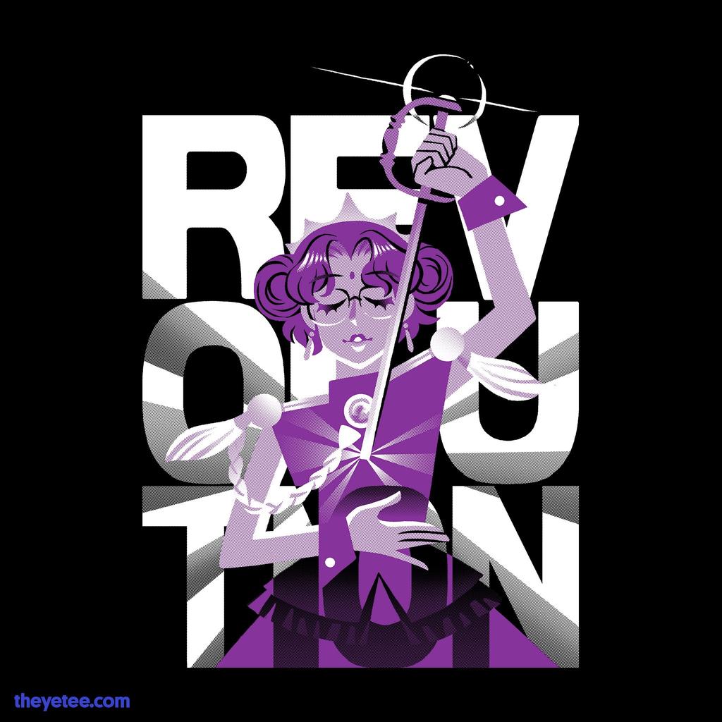 The Yetee: REVOLUTION: SIDE B