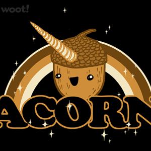 Woot!: Acorn