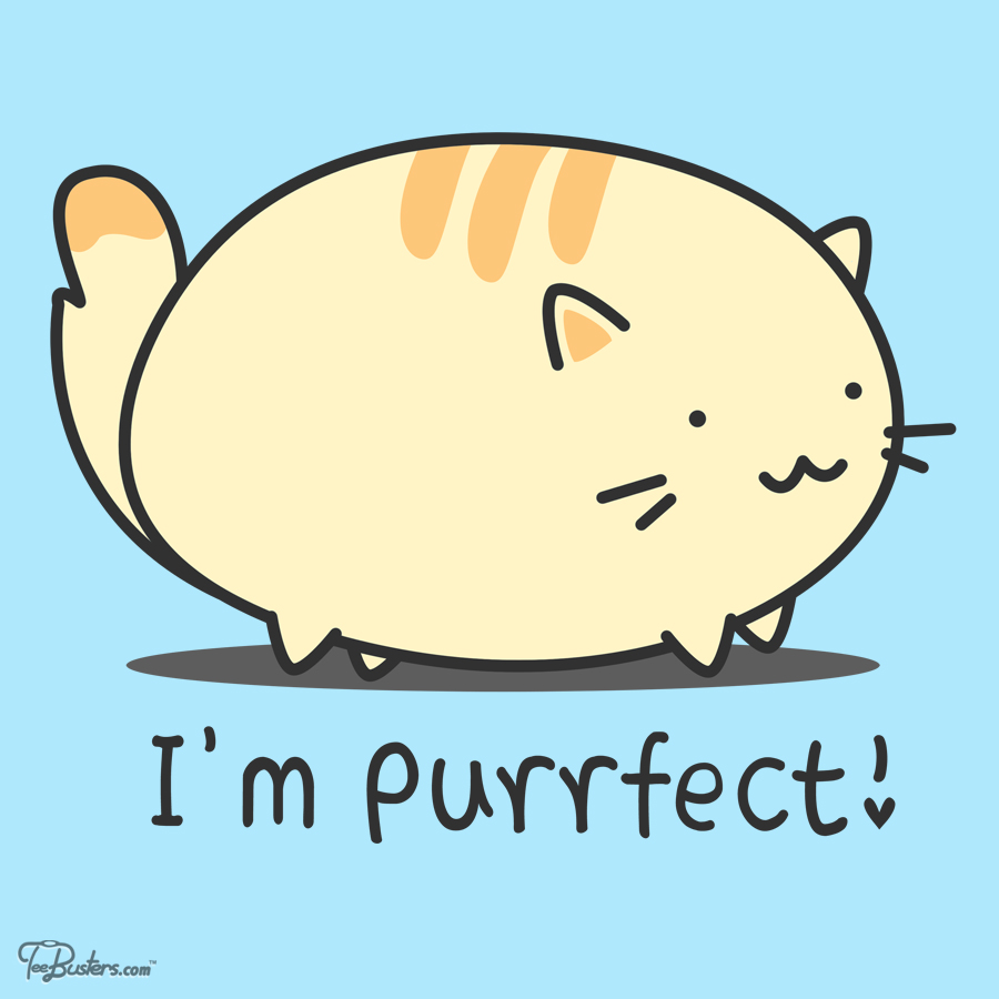 TeeBusters: Purrfect!