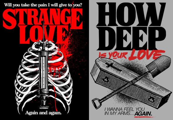 teeVillain: How Deep Is Your Strange Love