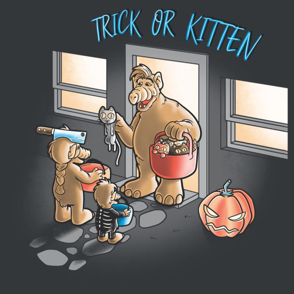 NeatoShop: Trick or kitten