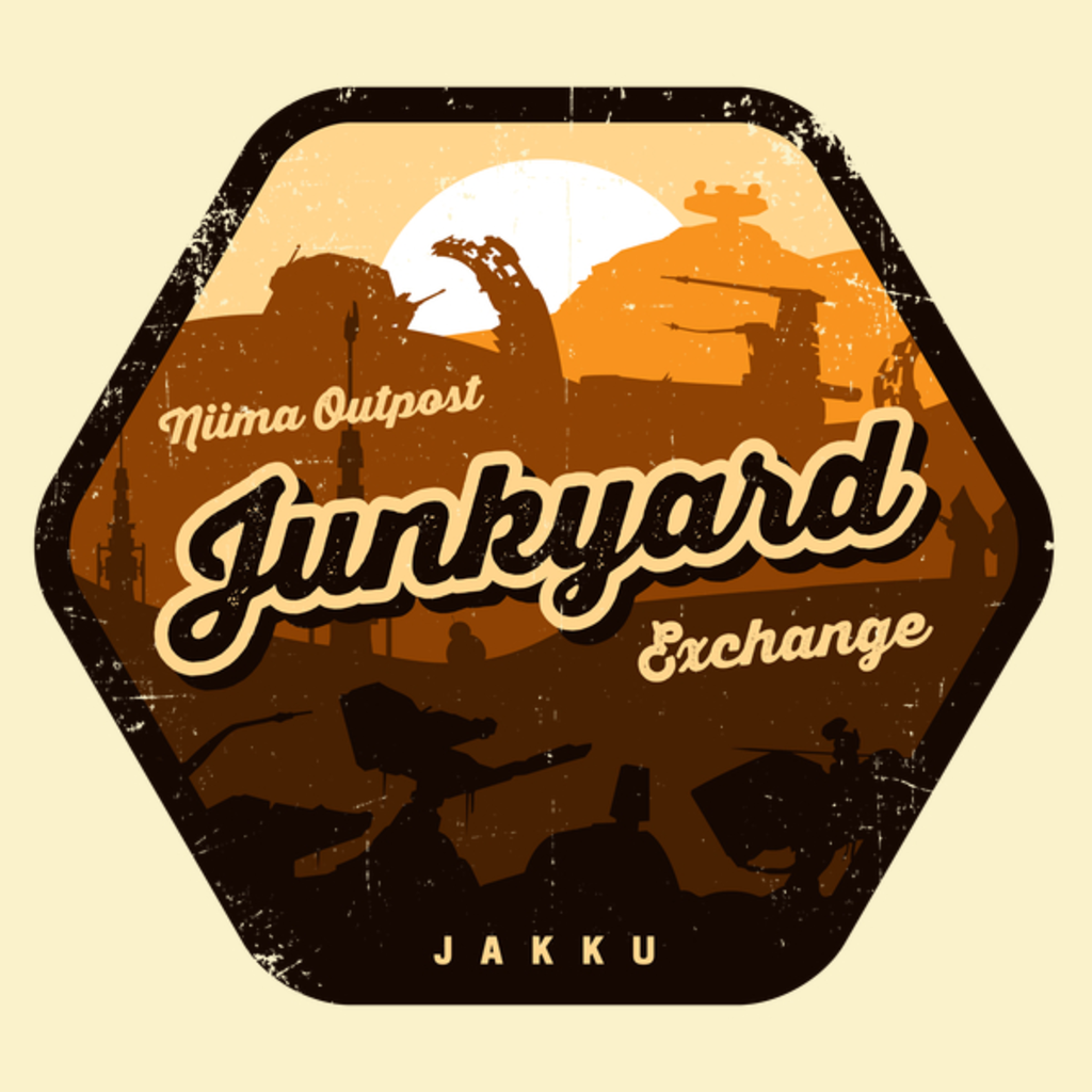 NeatoShop: Niima Junkyard Exchange