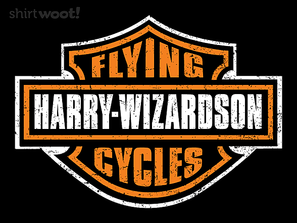 Woot!: Harry Wizardson