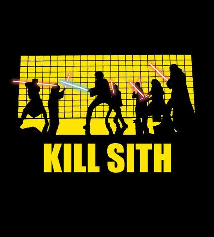 Shirt Battle: Kill Sith