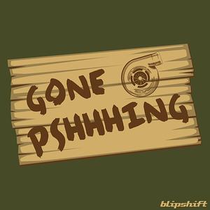 blipshift: Gone PSHHHing