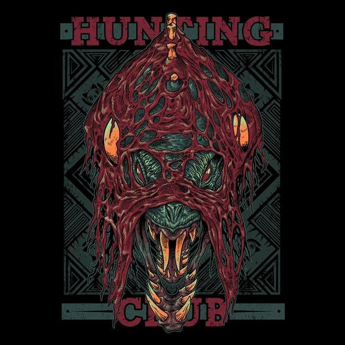 Once Upon a Tee: Hunting Club: Vaal