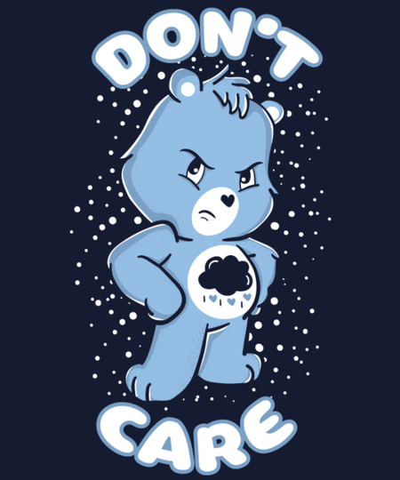 Qwertee: don't care