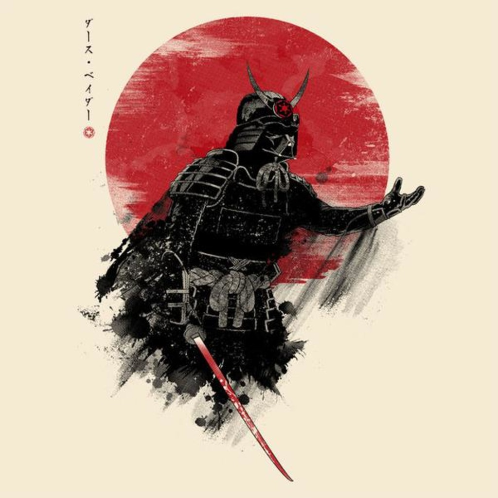 Tee11: Darth Samurai