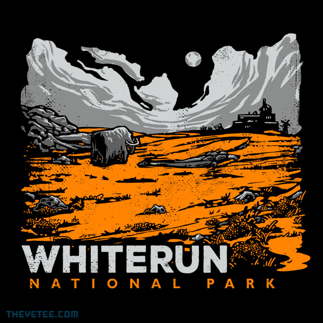 The Yetee: Whiterun