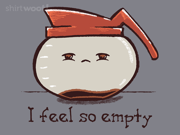 Woot!: Empty Inside