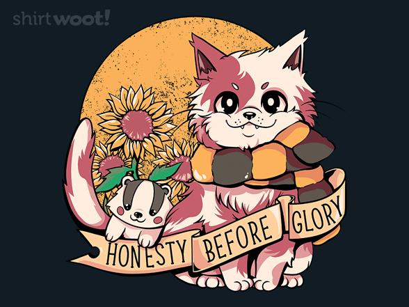 Woot!: Honest Cat