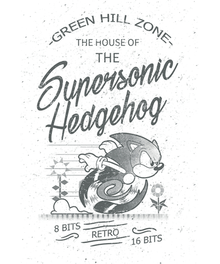 Qwertee: Supersonic
