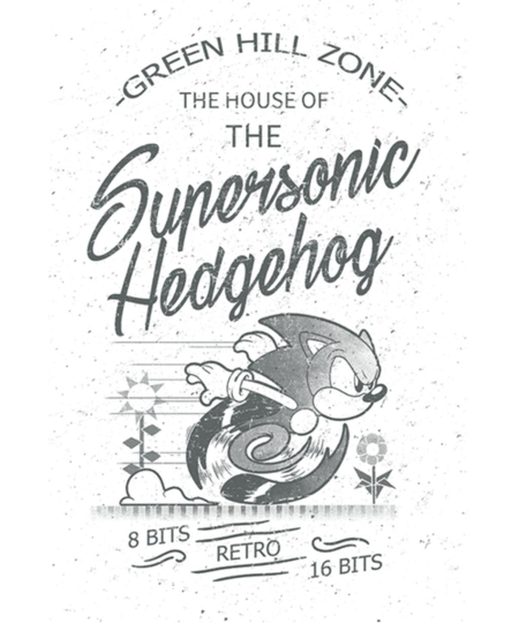 Qwertee: Supersonic