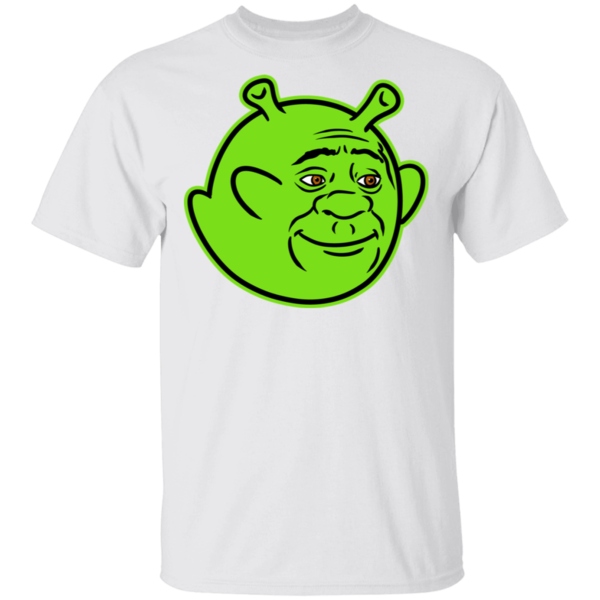 Pop-Up Tee: Shrek Boo