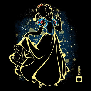 Once Upon a Tee: The Fairest of Them All