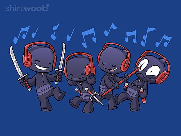 Woot!: Ninja Dance Party