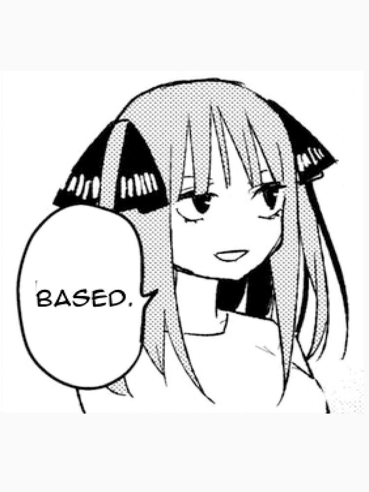 RedBubble: Nakano Nino Based Meme Gotoubun no Hanayome The Quintessential Quintuplets