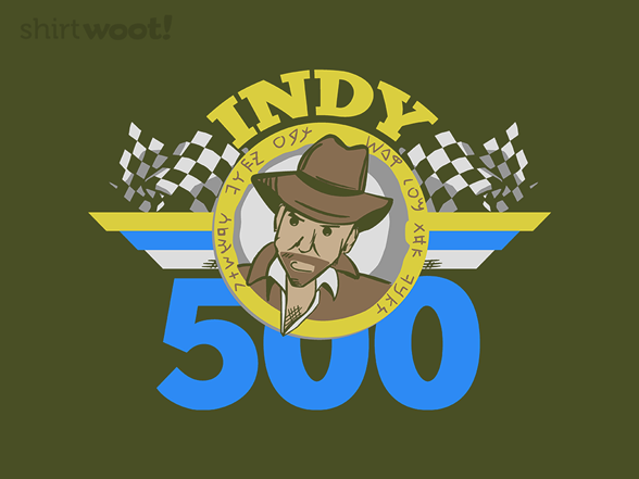 Woot!: Indy 500