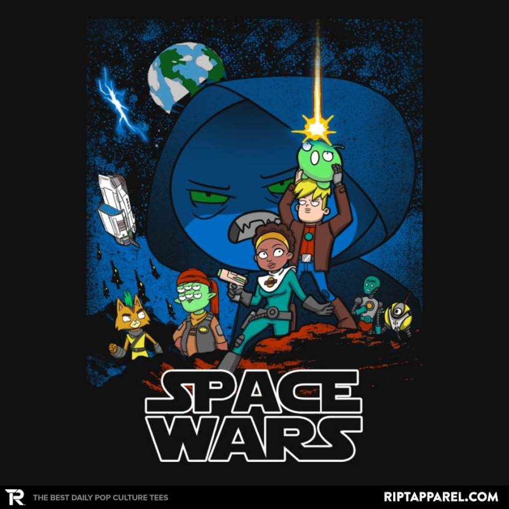 Ript: Spacey Wars