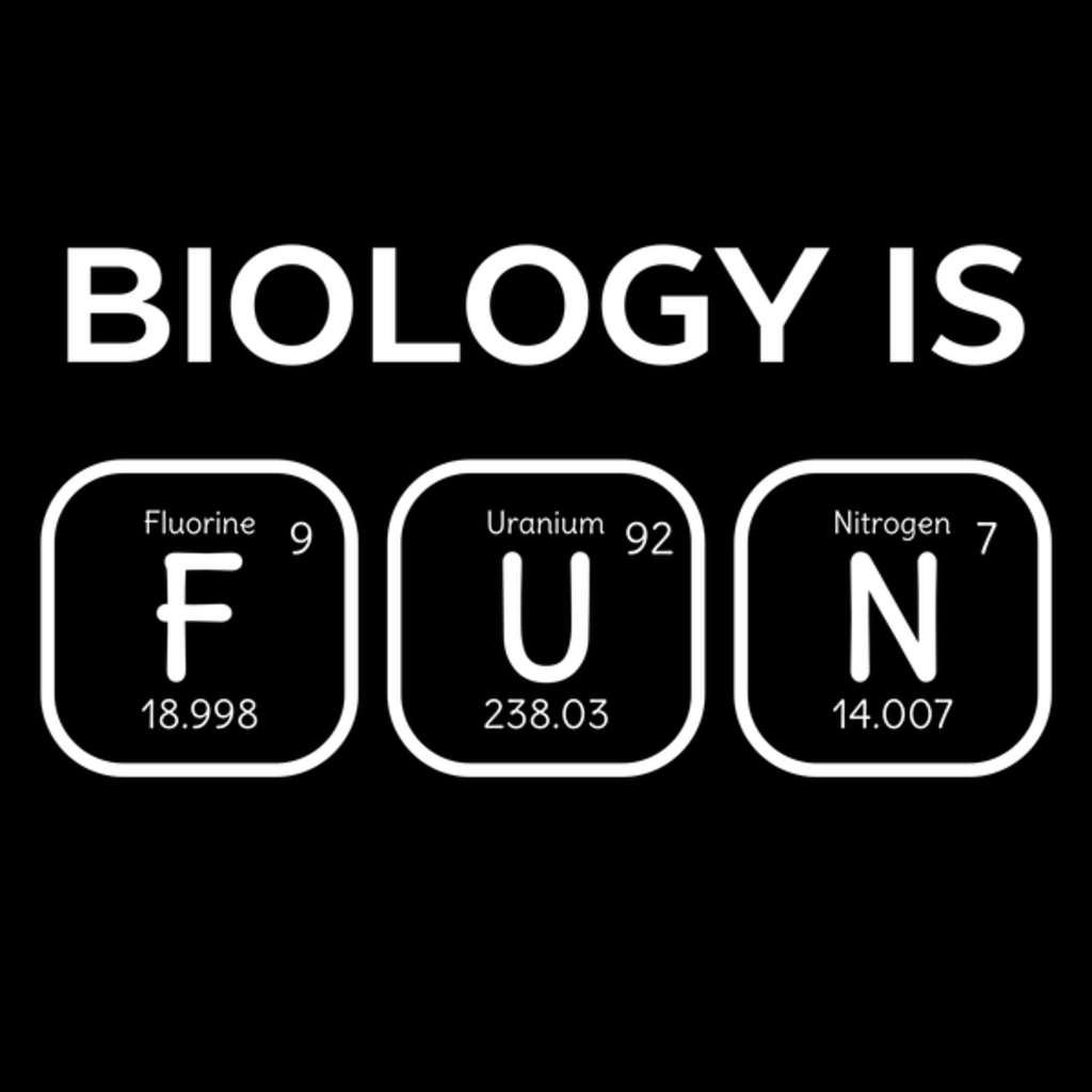 NeatoShop: Biology Is Fun Periodic Table