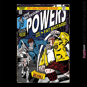 ShirtPunch: The Incredible Powers
