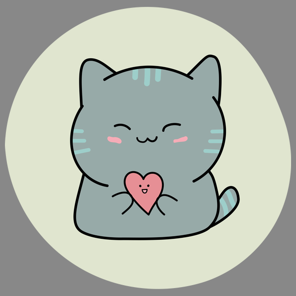 NeatoShop: Cute Kawaii Cat