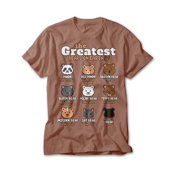 OtherTees: Greatest Bears