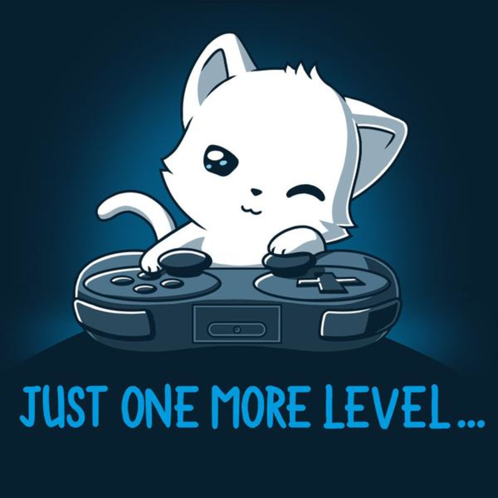 TeeTurtle: Just One More Level