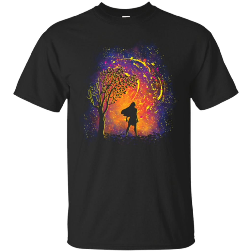Pop-Up Tee: Colors Of The Wind