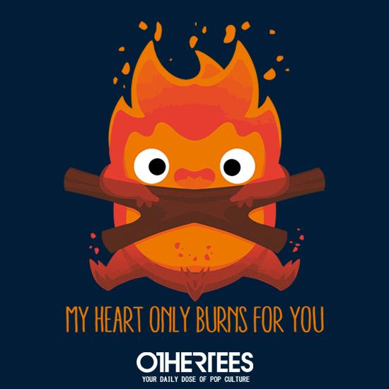 OtherTees: The Fire Demon