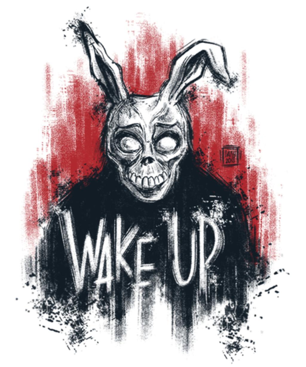 Qwertee: Wake Up!