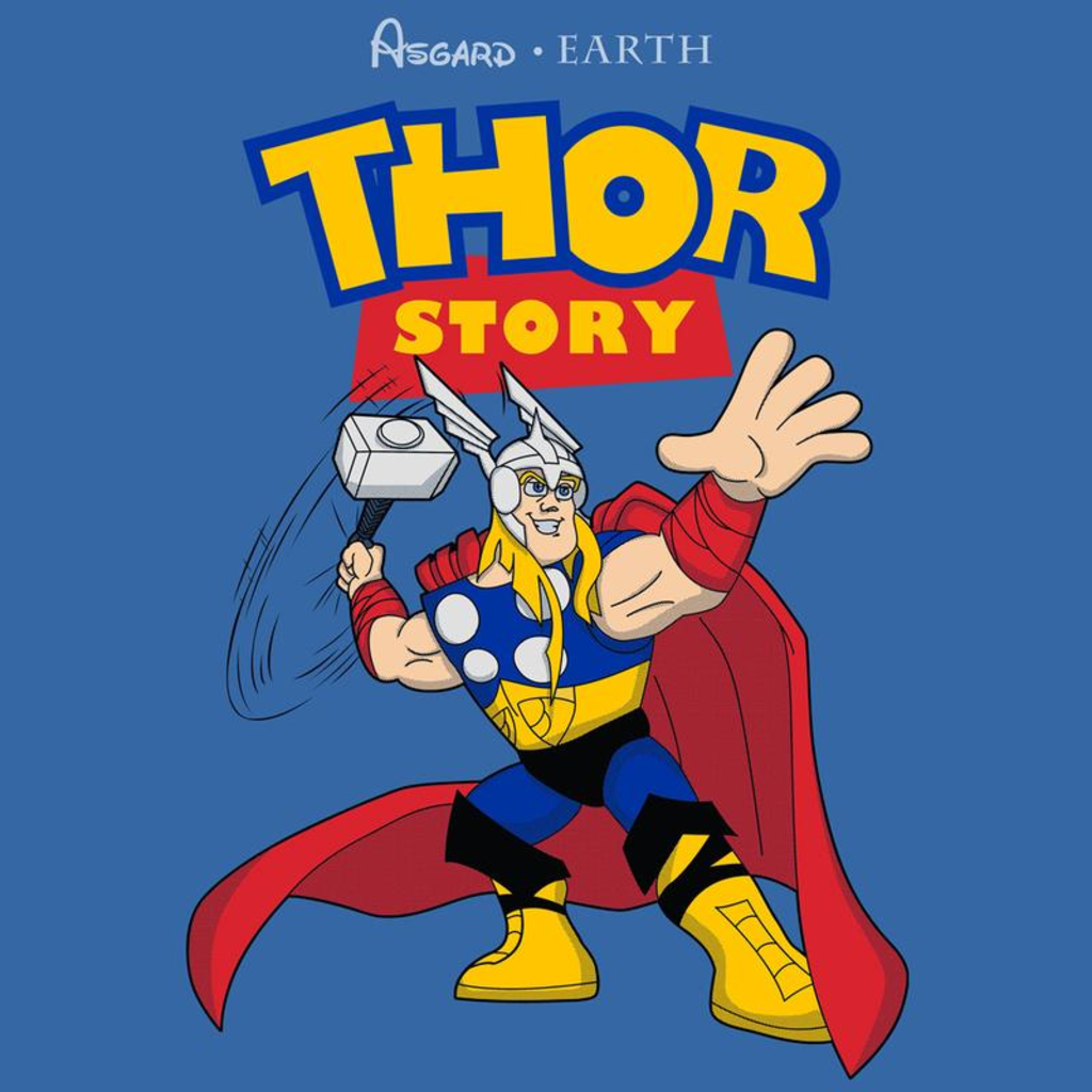 Curious Rebel: Thor Story