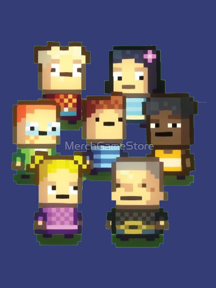 RedBubble: Kindergarten Squad