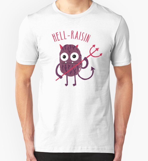 RedBubble: Hell Raisin