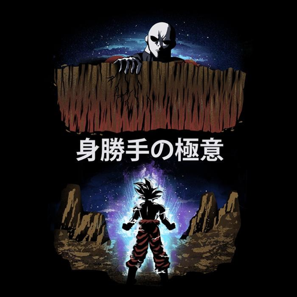 Once Upon a Tee: Attack On Instinct