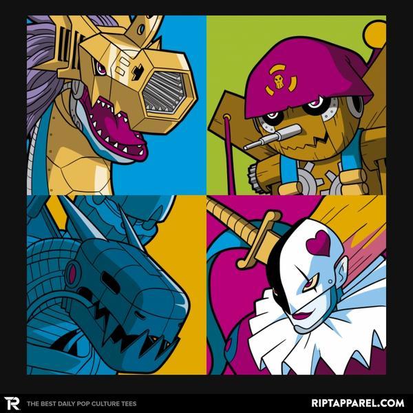 Ript: Dark Masters Pop
