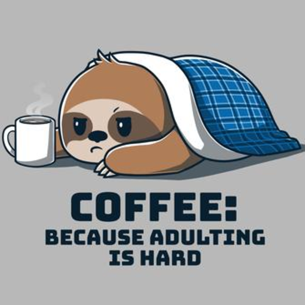 TeeTurtle: Adulting Is Hard