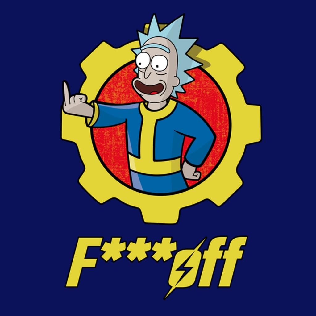 NeatoShop: Fallout Rick