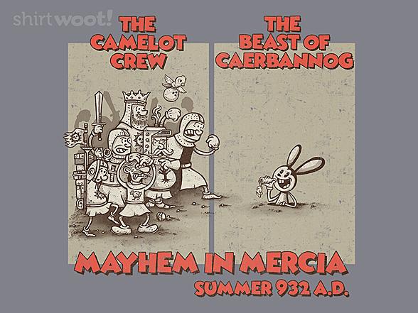 Woot!: Mayhem in Mercia