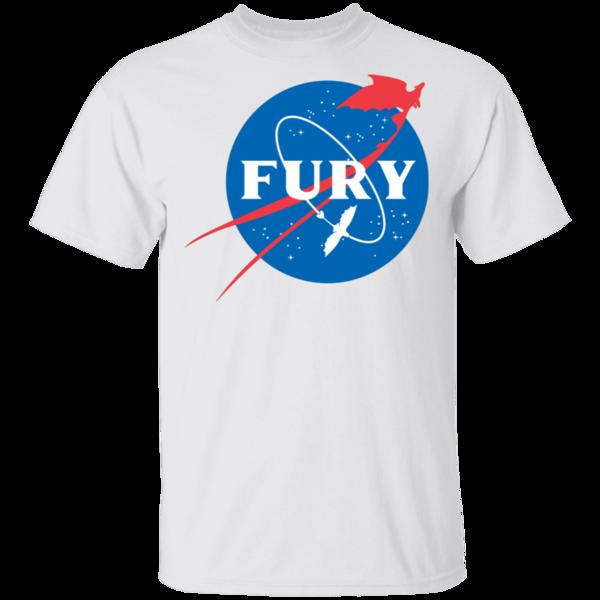 Pop-Up Tee: Fury