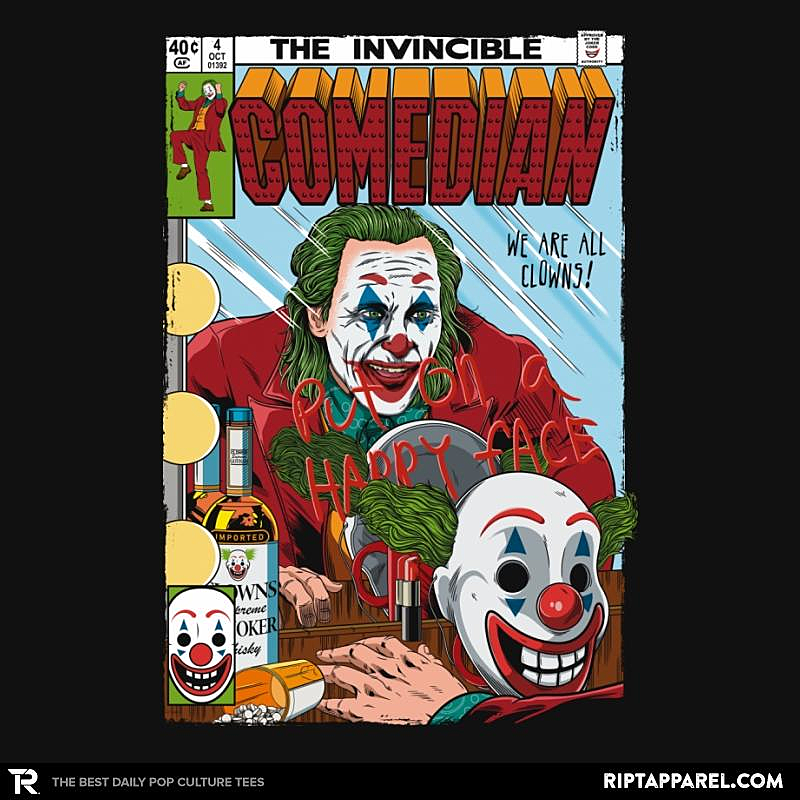 Ript: The Invincible Comedian