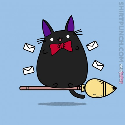 ShirtPunch: Delivery Service