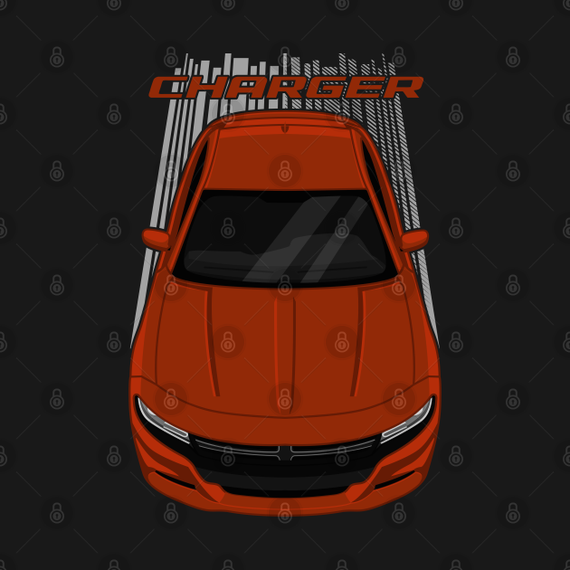 TeePublic: Dodge Charger 2015-2021 - Sinamon Stick