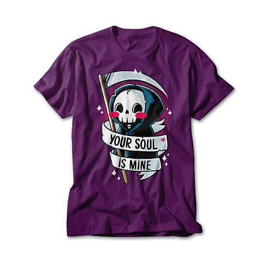 OtherTees: Your Soul is Mine!